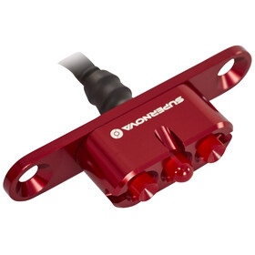 Supernova E3 Tail Light 2 Bike Light rack red